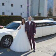 Alles perfekt zur Hochzeit von Reto und Edina