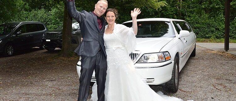 Hochzeit Limo mit tadellosem Service
