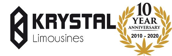 Krystal 10 Jahre Logo