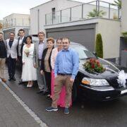 Micos Hochzeit Limousine nach Luzern