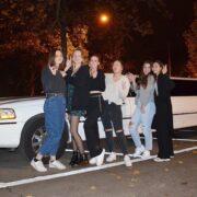 Julijas Gebrutstag Limousine