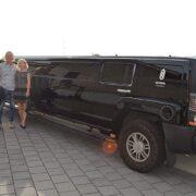 Jürgs 50 Geburtstag Limousine