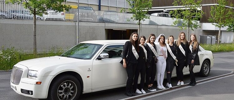 Marinas Polterabend Limousine