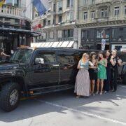 Veras Poltertag Limousine
