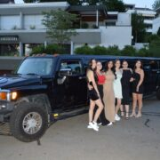 Alicias Hummer Limousine ab Zug