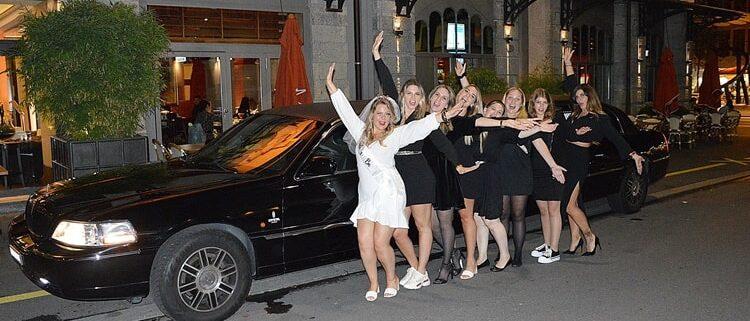 Belindas Limousine Überraschung